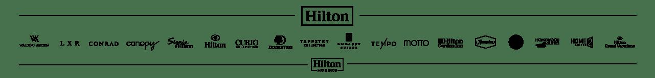 Hilton Brand Bar